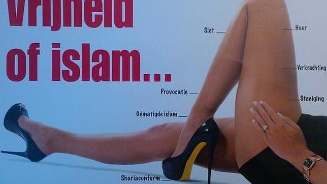 Louboutin se enfrenta a la propaganda de la extrema derecha belga