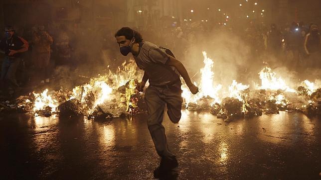 Black Bloc, los jóvenes violentos que tienen en jaque a Brasil