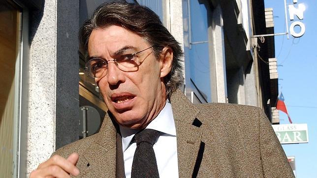 Moratti vende el Inter de Milán