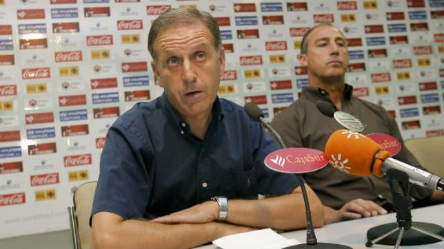 Romero, nuevo técnico del Córdoba B