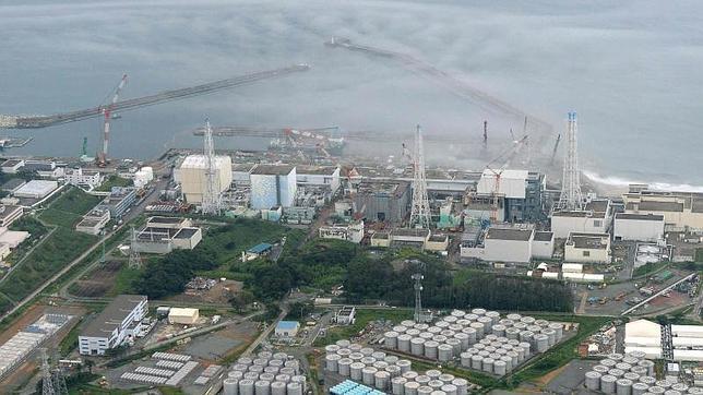 Un tifón de 200 kilómetros por hora amenaza Fukushima