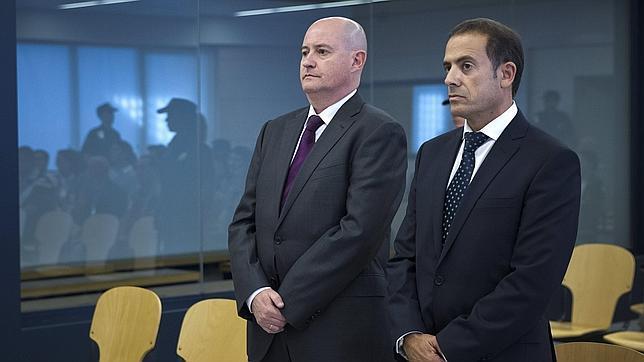 Caso Faisán: Año y medio de prisión a los policías Pamiés y Ballesteros por el soplo  a ETA