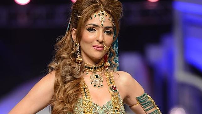 Estrangulan en Islamabad a la modelo Fehmina Chaudhry, Miss Asia 2012