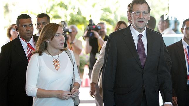 Así es la agenda de Elvira Fernández como «primera dama» en Panamá