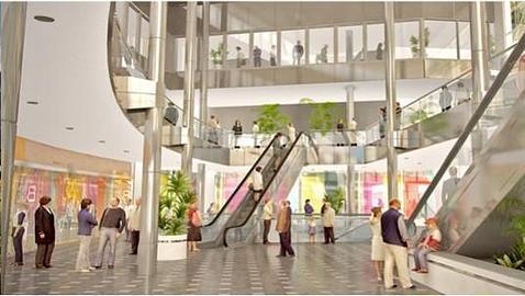 Un centro comercial pide ayuda a los vecinos para salir a for Local en centro comercial madrid