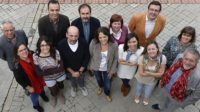 Mar González, primera decana del Colegio de Periodistas de Castilla y León