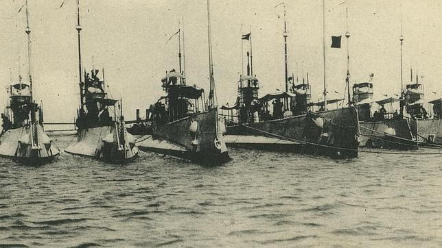 La misteriosa desaparición del submarino republicano B-5 durante la Guerra Civil