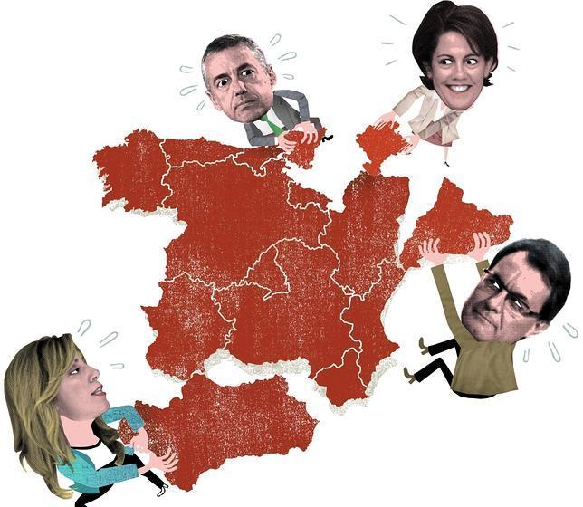 ¿Es posible una España sin autonomías?