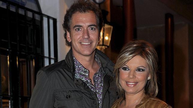 Terelu Campos anuncia su ruptura con Carlos Pombo en «Sálvame»