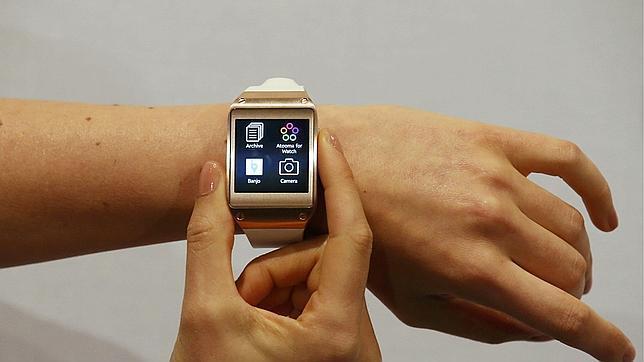 El «smartwatch» Samsung Galaxy Gear será compatible con los Galaxy S4, S3 y Note 2