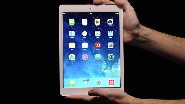 El nuevo iPad Air frente al iPad 4