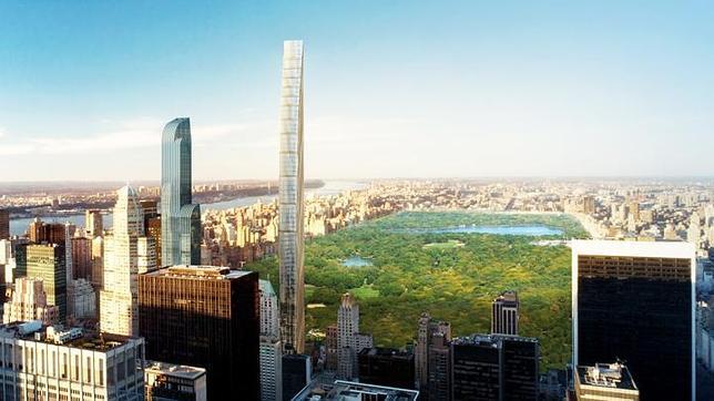 as ser el nuevo rascacielos de nueva york