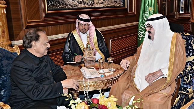 Arabia Saudí muestra su descontento por la política internacional de EE.UU.