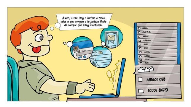 «Tú decides» navegar seguro en internet
