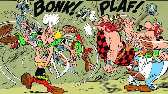 Los galos y los lectores vuelven a echar de menos a Goscinny en «Astérix y los pictos»
