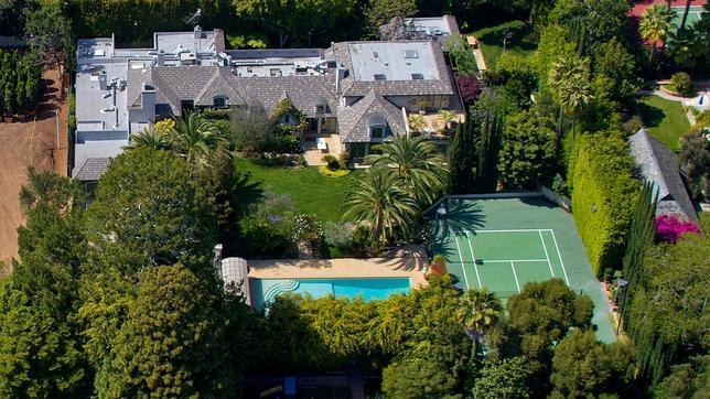 Madonna Vende Su Casa De Beverly Hills Por 20 Millones De
