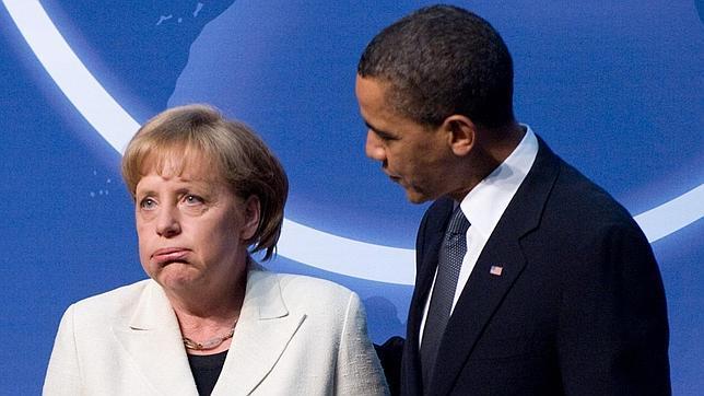 Obama aprobó explícitamente el espionaje de la NSA a Merkel en 2010, según «Bild am Sonntag»
