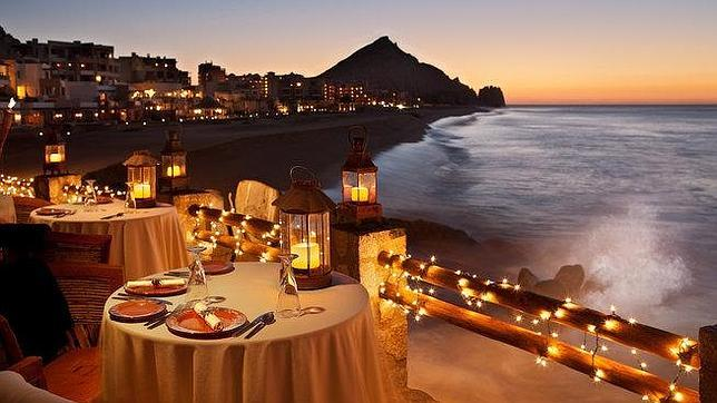 Restaurante del hotel Capella Pedregal