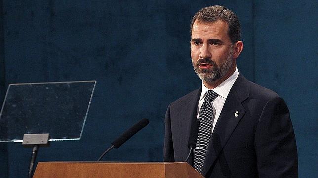 Don Felipe: «España es una gran Nación que vale la pena vivir y querer»