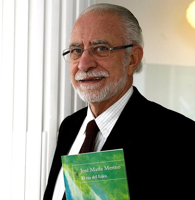 José María Merino: «Si perdemos la letra escrita, ¿qué somos?»