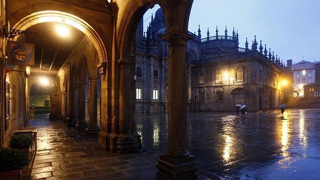 Diez lugares para disfrutar de galicia bajo la lluvia - La casa del libro santiago de compostela ...