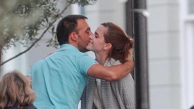 Alejandro Amenábar, cita «misteriosa» con Emma Watson