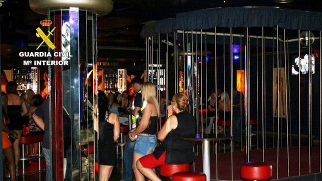 prostitutas de club prostitutas en leon