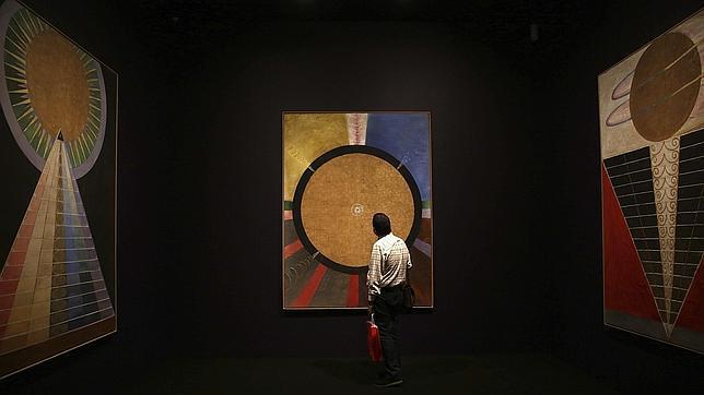 Hilma af Klint: la pintora como médium