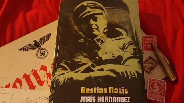 Portada del libro «Bestias nazis. Los verdugos de las SS»