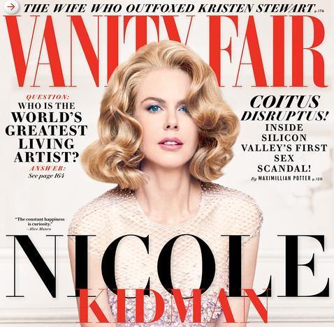 Nicole Kidman: «Era muy joven cuando me casé con Tom Cruise»