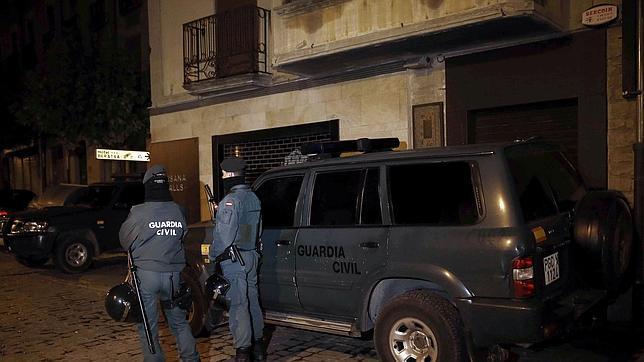Tafalla expresa su repulsa por la salida de Inés del Río, con la ausencia del PSN