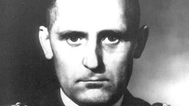 El jefe de la Gestapo aparece enterrado en un cementerio judío