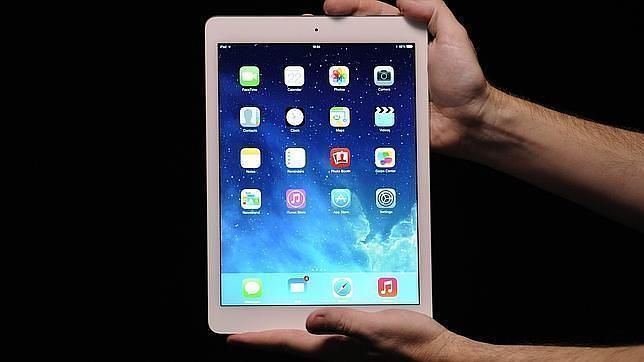 Vodafone comercializará el nuevo iPad Air