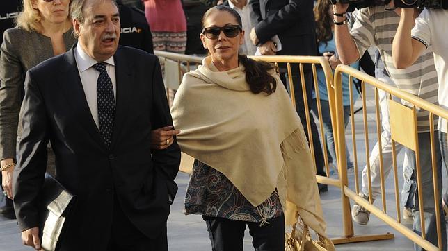 Isabel Pantoja regresa al juzgado para defender los derechos de su hijo Kiko