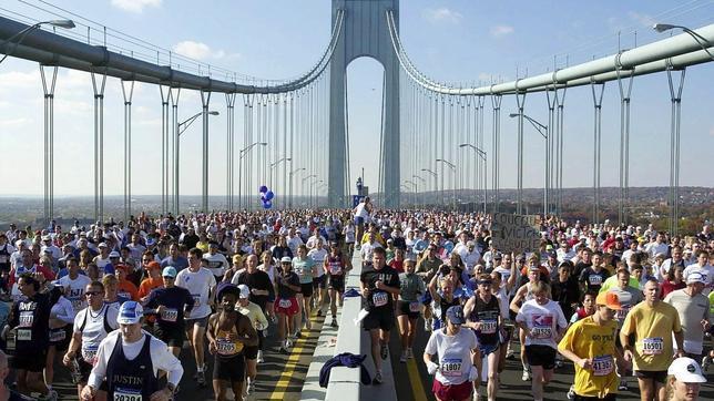 Nueva York recupera su maratón