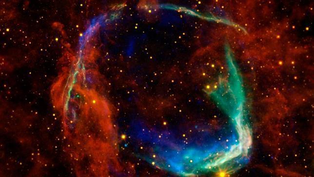 Un niño de tan sólo diez años descubre una supernova en la constelación de Draco