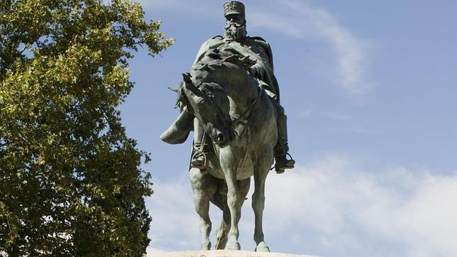 El monumento de Benlliure al general Martínez Campos, Bien de Interés Cultural