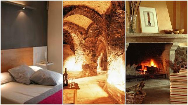 Diez hoteles rurales con encanto para una escapada en oto o - Posada de esquiladores ...
