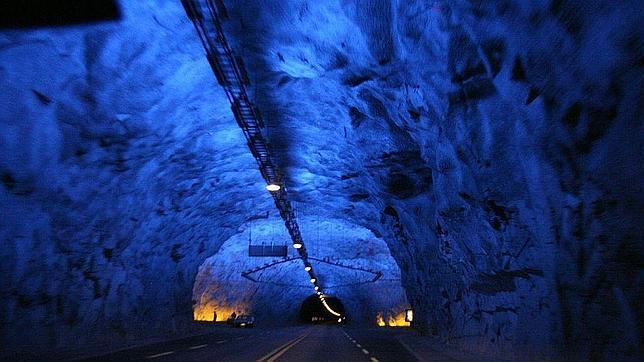 Los diez túneles más largos e impresionantes del mundo