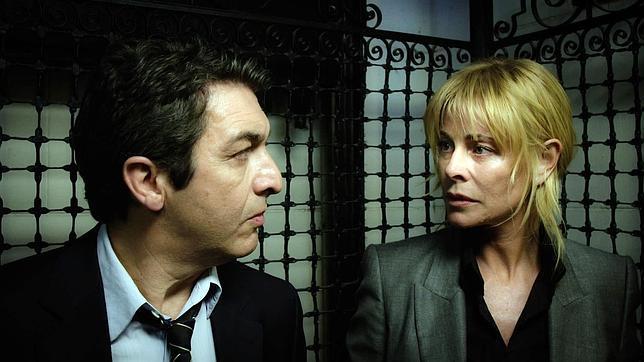 Belén Rueda y Ricardo Darín, al filo de la locura en «Séptimo»