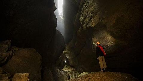 Abren al público la mayor cueva visitable de España