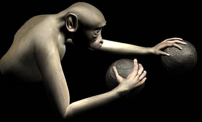 Monos que mueven su avatar con la mente, esperanza para los parapléjicos
