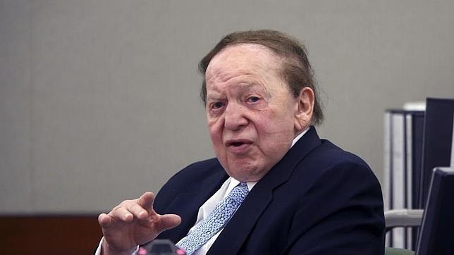 Sheldon Adelson regresa a Madrid para participar en una audiencia con el Rey