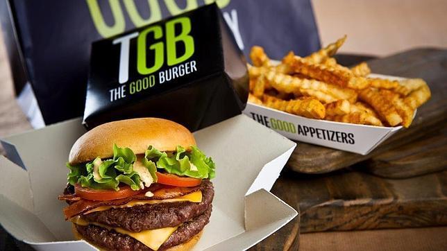 El grupo de 100 Montaditos inaugura el primer local de su nueva marca de hamburguesas