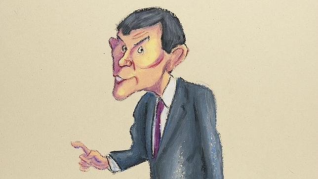 El dibujante Siro dona a la Biblioteca Nacional cuarenta de sus caricaturas