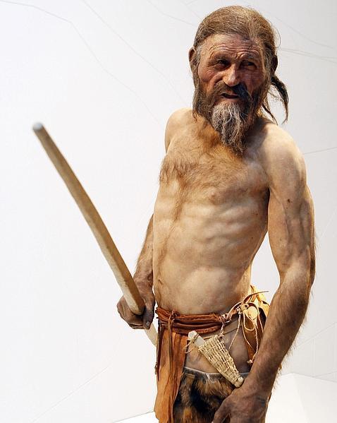 Mujeres se ofrecen para concebir un hijo de Ötzi, el «hombre de hielo»