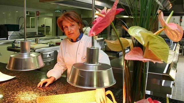 Susi Díaz: «El plato es un trozo del alma del cocinero»