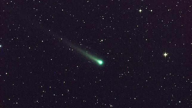 El cometa Ison ya es visible con un buen par de prismáticos