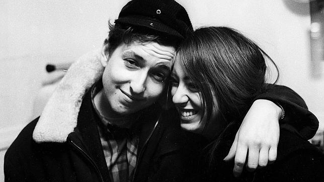 Dos jóvenes enamorados: Bob Dylan y Suze Rotolo