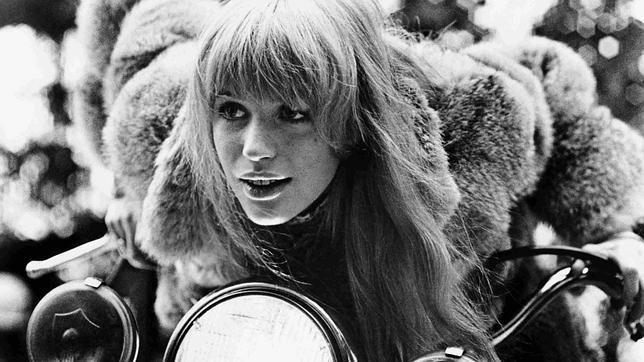 Marianne Faithfull, una mujer que sabía lo que era vivir deprisa